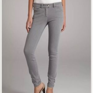 Balenciaga Light Grey Jean Pant,  38